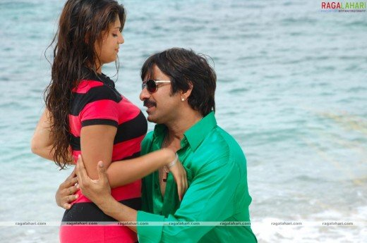 Siya hot with raviteja