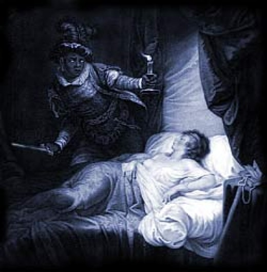 animality and darkness in othello essay