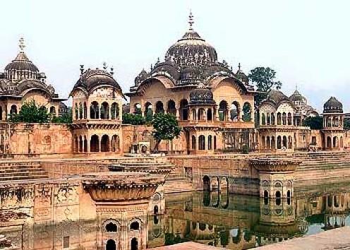 ISKCON Temple,Vrindavan