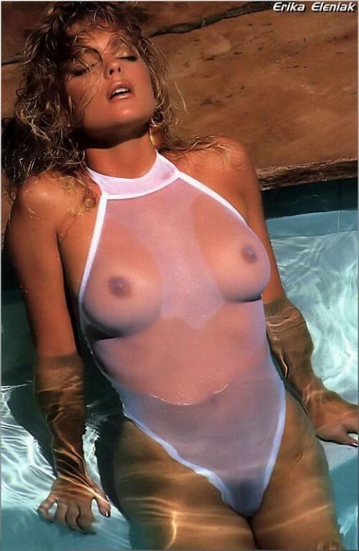 Erika Eleniak nude vidcaps from various movies Erika Eleniak naked movies ...