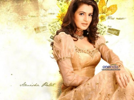 Born June 9, 1976, also known as Ameesha Patel) is an Indian Bollywood actress. Making her acting debut in the blockbuster Kaho Naa... Pyaar Hai (2000), Patel won critical praise for her performance in Gadar: Ek Prem Katha (2001), which became one of