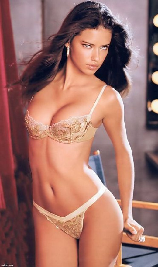 Hot & Sexy Girls: Top 10 Hottest And Sexiest Lingerie Models