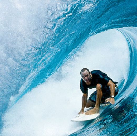 "Patrick Shane Dorian (born July 19, 1972), or ""Shane"", is an American surfer from Kailua-Kona, Hawaii. He spent 11 years touring on the World Championship Tour surfing."
