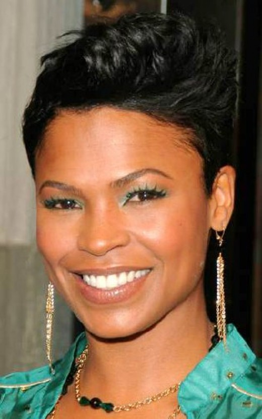 short dark hairstyles. Here are some Short Hairstyles for African Americans