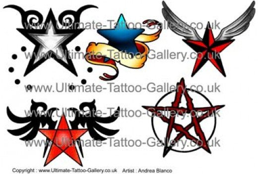 Tattoo Designs Color