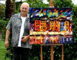 Pinturas Maravillosas de Leonid Afremov. Arteeeeee!!!!
