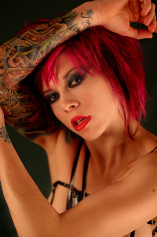Female Tattoo Gallery - Popular Tattoos Women Want