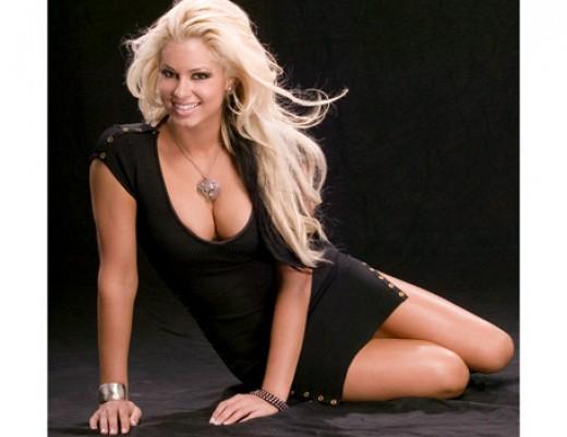 Maryse Ouellet Measurements: WWE Diva Maryse Ouellet In Micro Bikini Pics