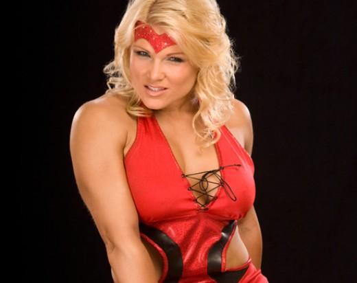 *La diva de SmackDown Beth Phoenix dijo anoche desde el chat de WWE Universe ...