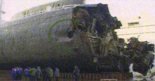 Submarino Classe Oscar II