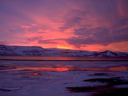 Iceland (duh)