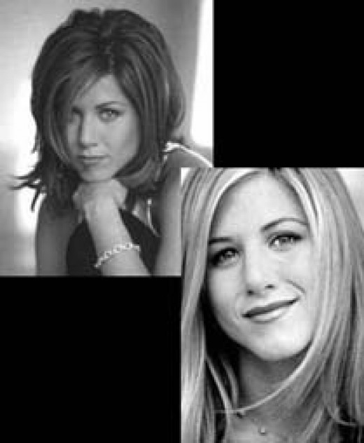 Jennifer Aniston Hair Styles