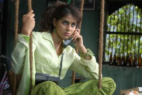 Indian actress Genelia