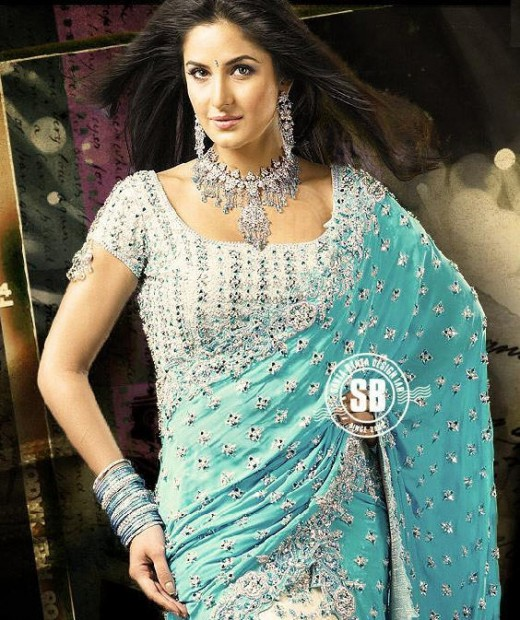 another pic of katrina kaif's blue pic