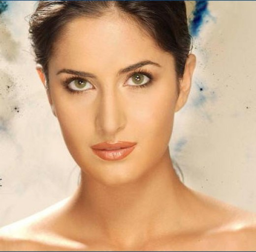cute face of katrina