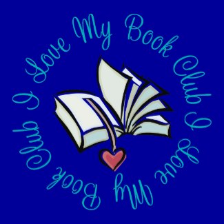 Booklovergifts created this magnet: I Love My Bookclub It's available from Zazzle.