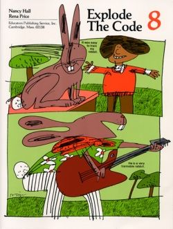 Explode the Code Book 8