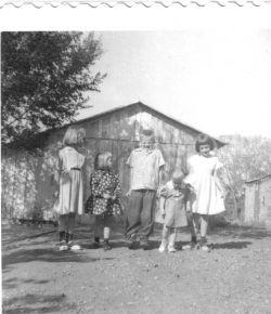 1950s children