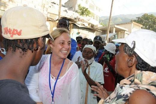 Haiti Earthquake Cash for Work