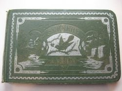 The 1880 autograph book in my collection.