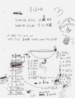 Bath Tub Math