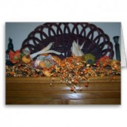 Ideas for Autumn Mantle Decorations