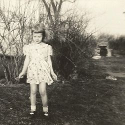 Here I am in the 1950s.