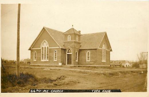 Tyro Methodist Church