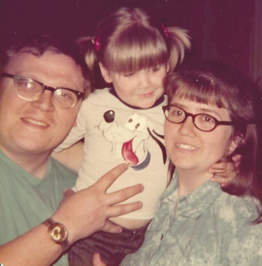 Larry, Cindy and their daughter, Kristy