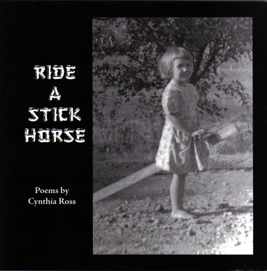 stick horse book cover Cynthia ross