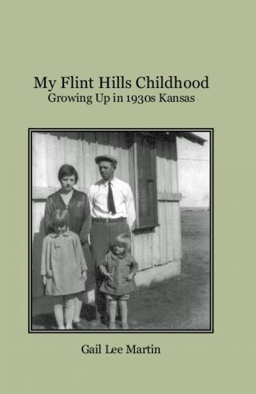 My Flint Hills Childhood is her memoir of growing up in 1930s Kansas.