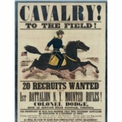 Civil War Recruitment Posters
