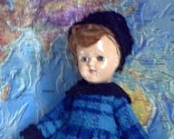 Toni - an Ideal Doll from the 1950s