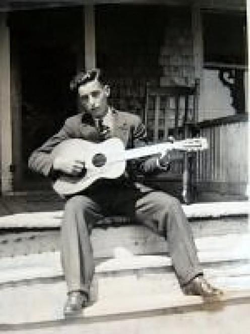 Relative of Alban Allain in Neguac, New Brunswick