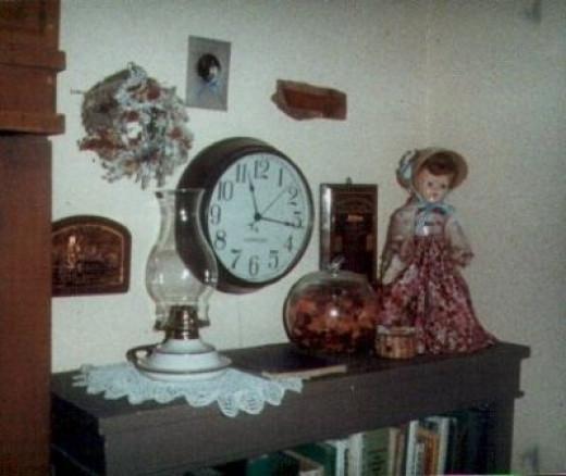A Toni Doll on Display (my photo)