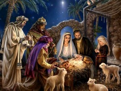 Birth Of Jesus The Savior