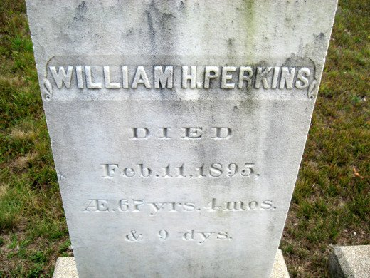 William H. Perkins