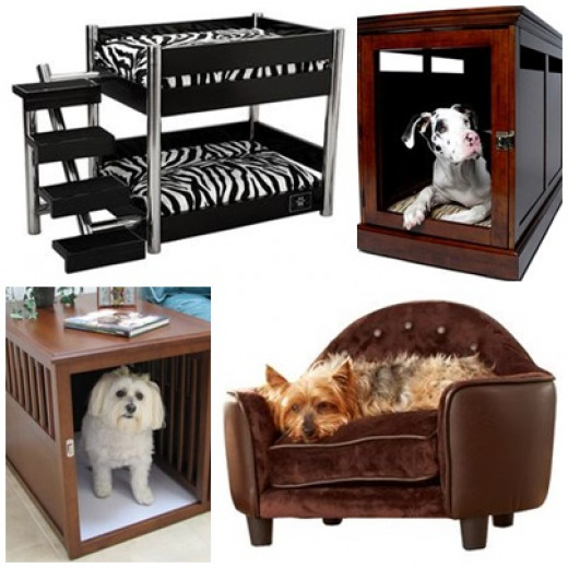 dog pet bed crate