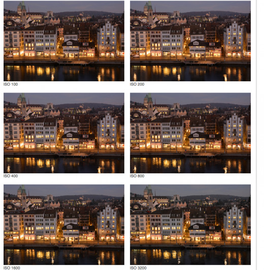 wide ISO range and superior noise reduction functionhttp://imaging.nikon.com