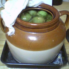 Pickling Crock