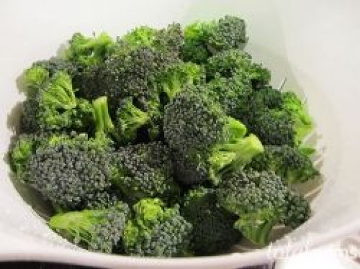 broccoli high protein vegetable