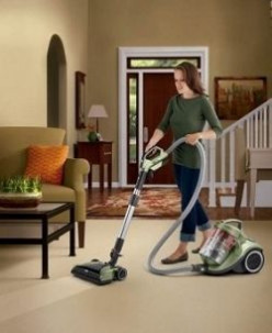 Best Canister Vacuum Under 200 Dollars!
