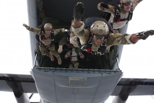 US Navy Jumpers (US Navy Photo/Adam D. Wainwright)