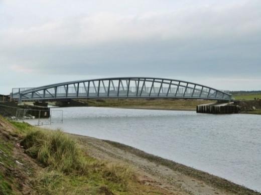 The new 'Bailey Bridge'