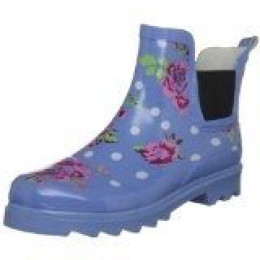 A Funky Ankle Wellington Boot