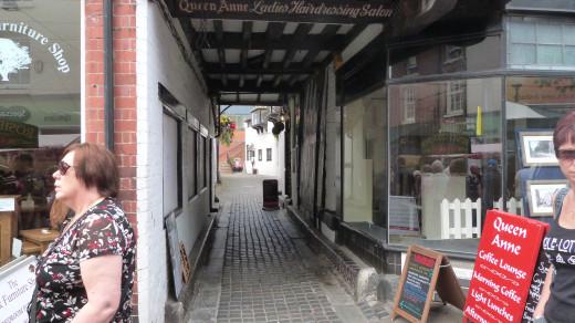 Taverns and Passageways
