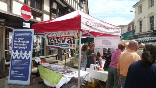 Oswestry Festival