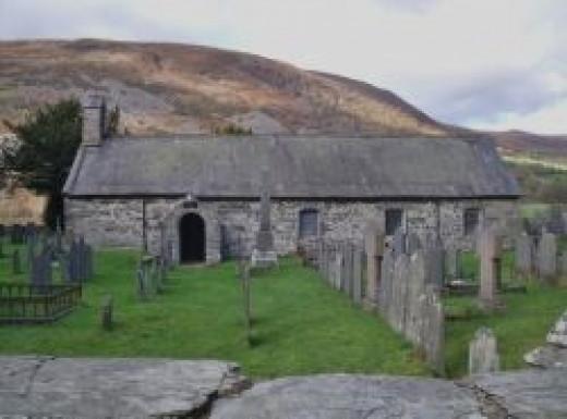 Llanfihangel-y-Pennant