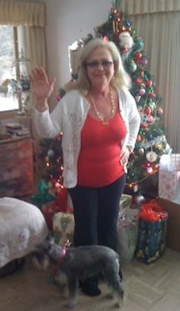 Christmas 2010, made it to the 180's