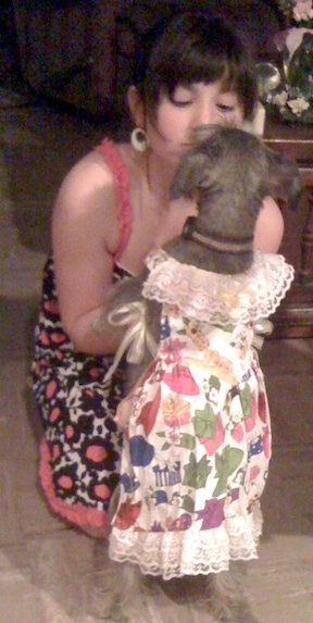 Chelsea Plays Dressup With Ladybug